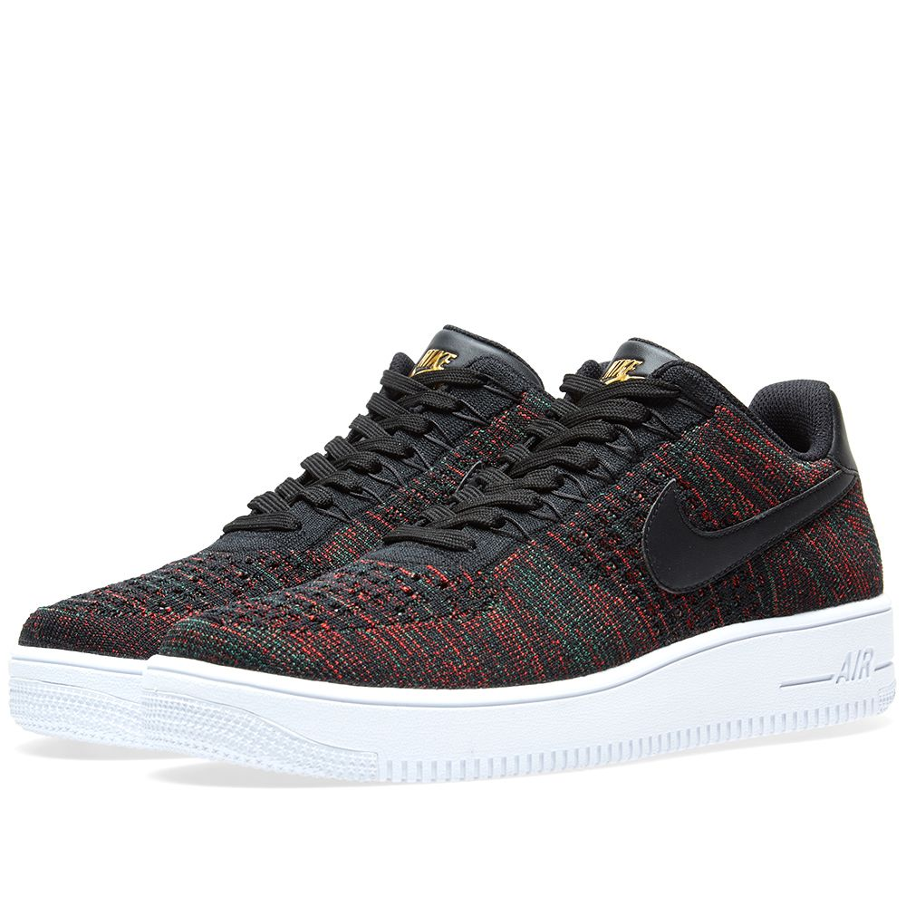 07eeeeb930c3 Nike Air Force 1 Ultra Flyknit Low Black - minimalist interior design