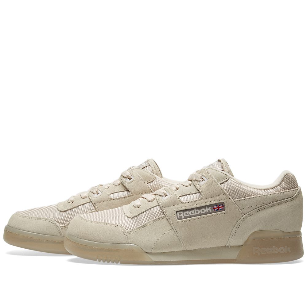 4623734f6e8 Reebok Workout Plus TN Stucco   Beach Stone
