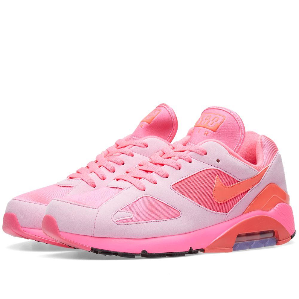 09f2d967daa Comme des Garcons x Nike Air Max 180. Pink   Black. AU 315. Plus Free  Shipping. image