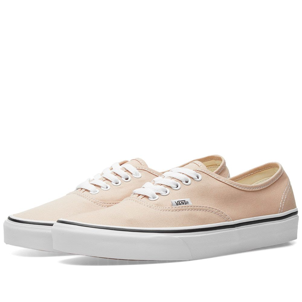6dd82b2170 Vans Authentic Frappe   True White