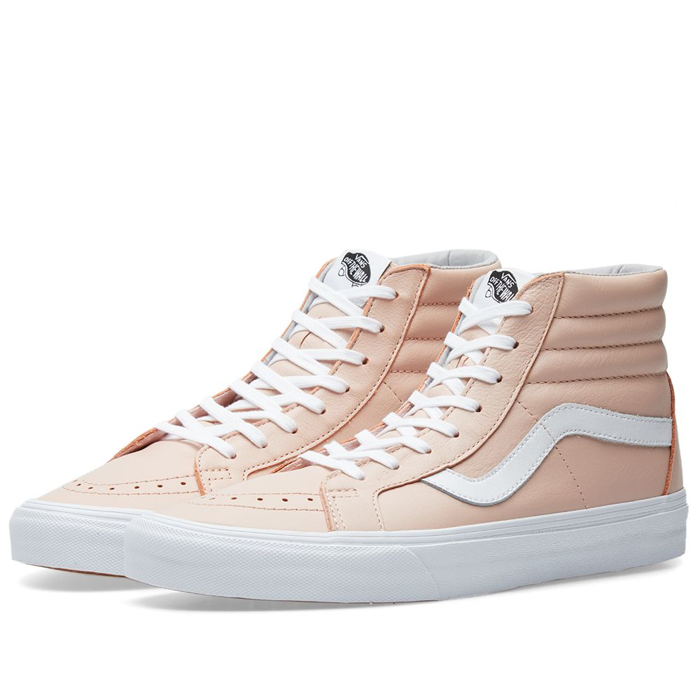 8ff44da701d284 Vans Sk8-Hi Reissue Oxford   Evening Sand