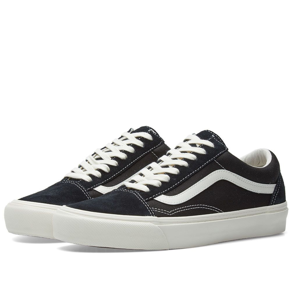 2084bb5b9aab1d Vans Vault OG Old Skool LX Black   Marshmallow