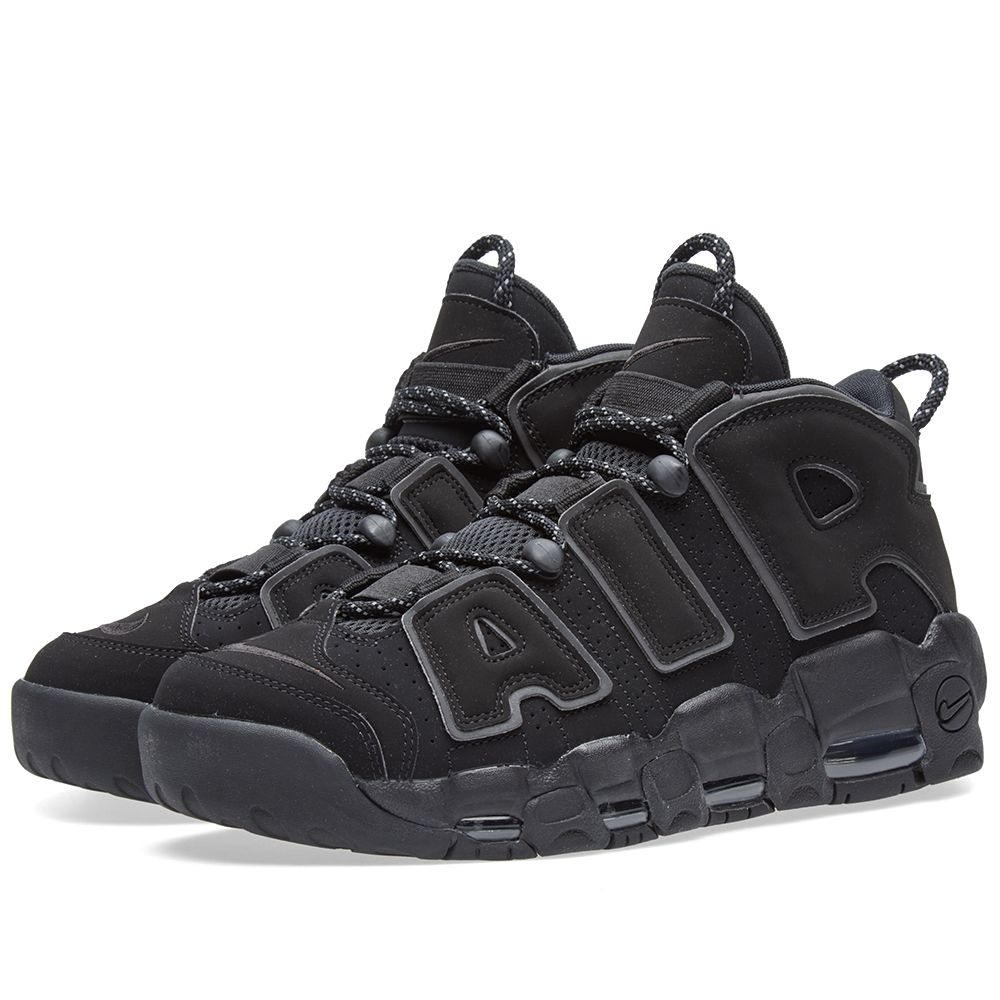 64da923ad88 Nike Air More Uptempo Black