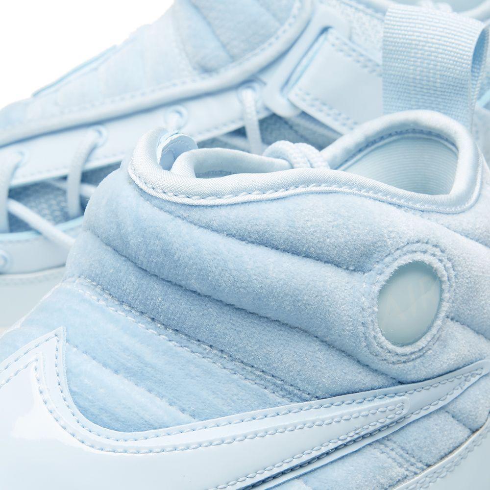 bcfdf735299c Nike Air Shake Ndestrukt QS Blue Tint   Sail