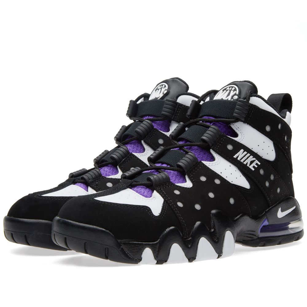 buy popular e0bca 7119b ... discount code for nike air max2 cb 94. black white pure purple. 169.