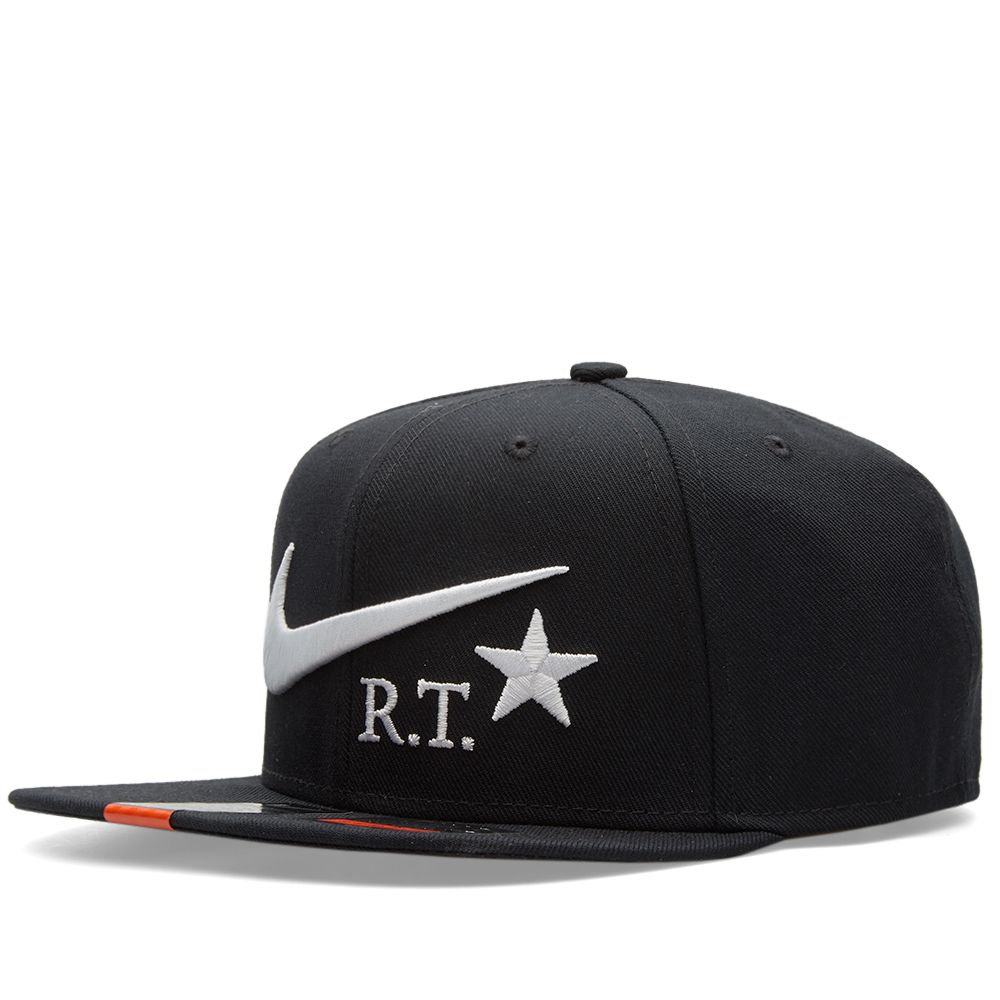 NikeLab x Riccardo Tisci Hat. Black   White. CA 75. Plus Free Shipping.  image 5dd69af783e4