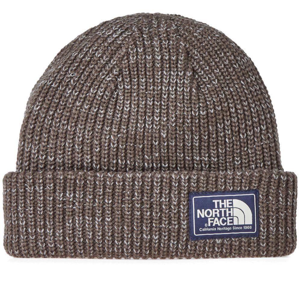 The North Face Salty Dog Beanie Graphite Grey  1b149d4dc93