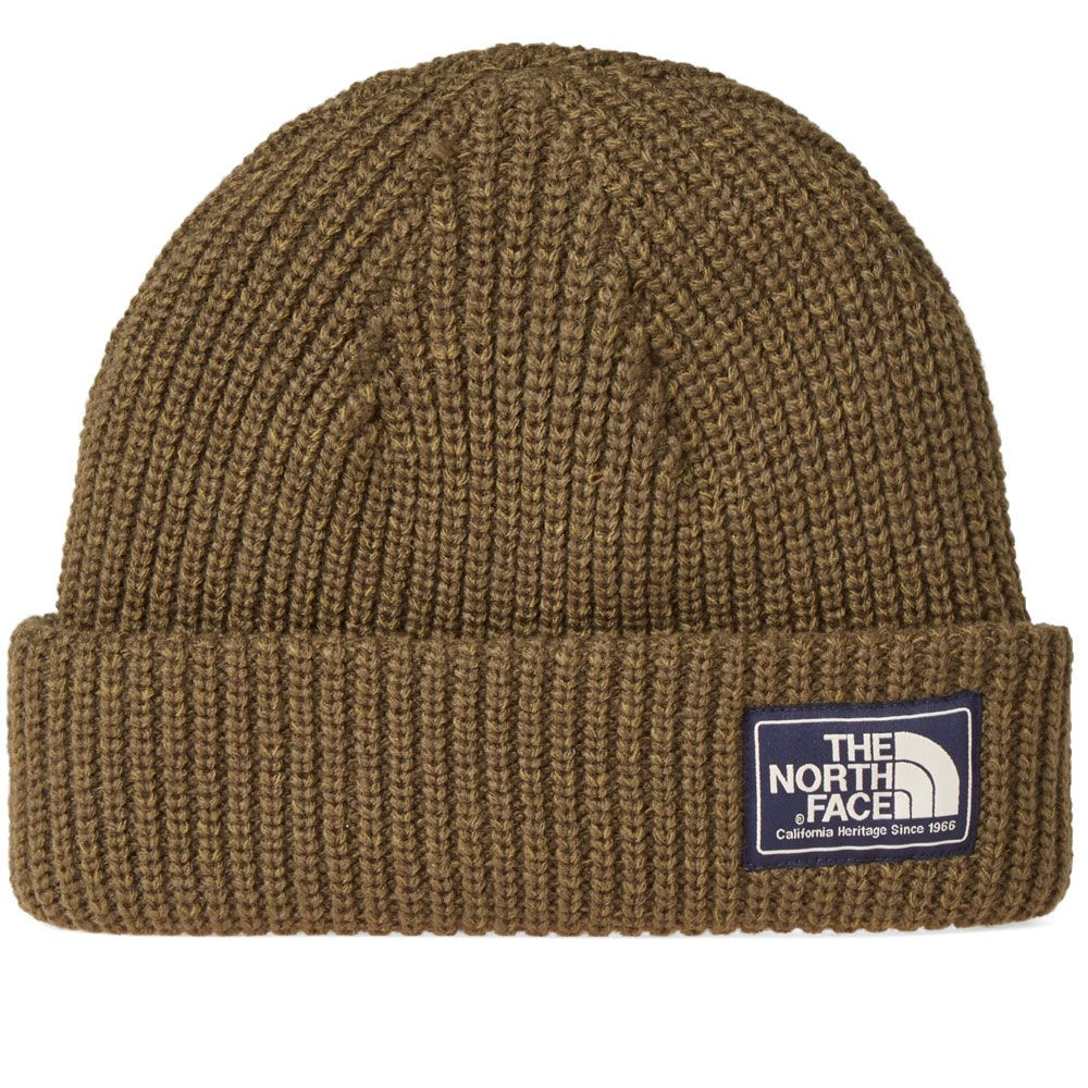 The North Face Salty Dog Beanie New Taupe  e03fdc809a4