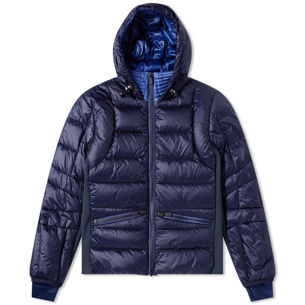 eec41820b4e8 Moncler Grenoble Mouthe Hooded Down Jacket Navy