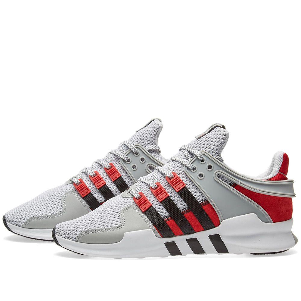 official photos f734c 8c8f3 Adidas Consortium x Overkill EQT Support ADV White, Black  O