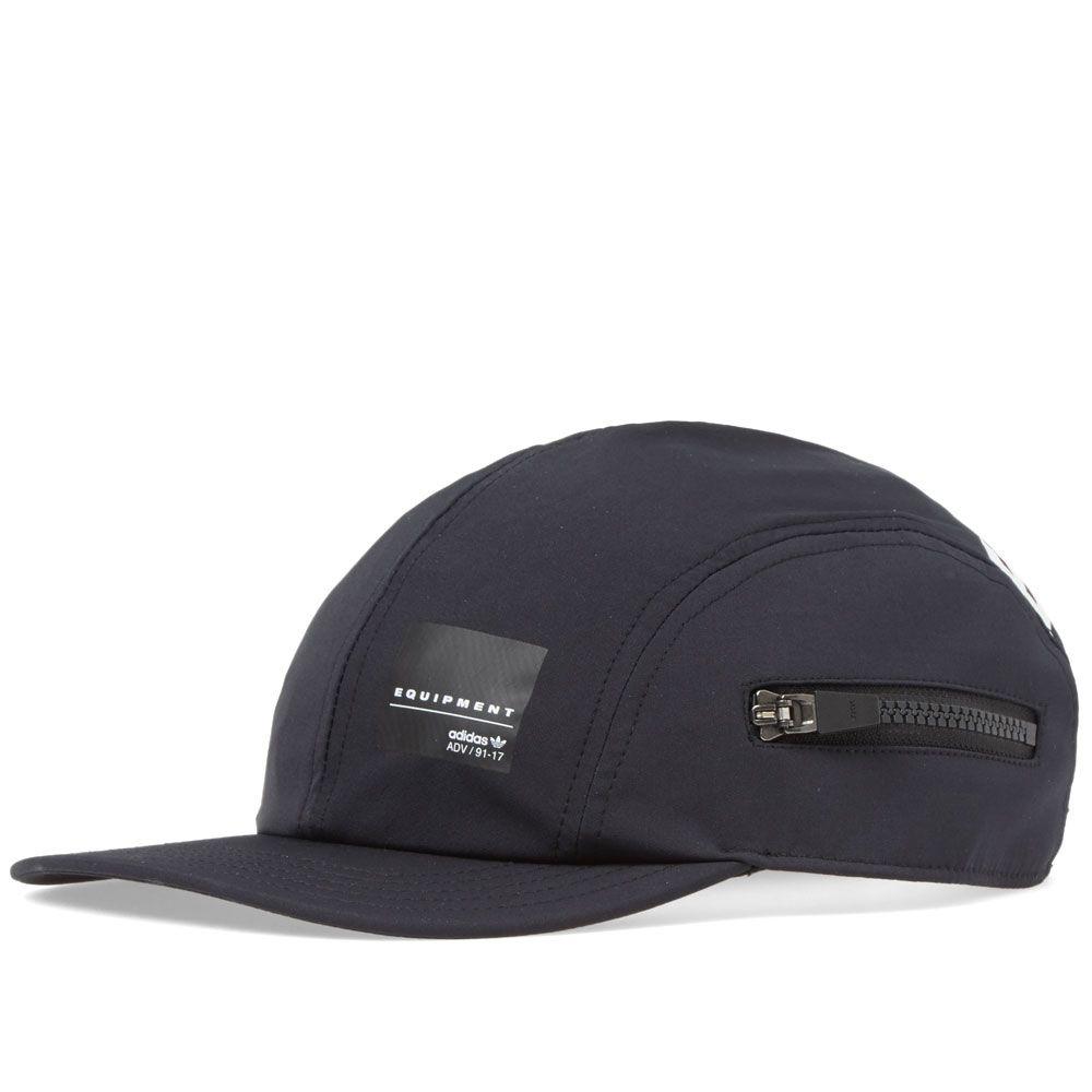 Adidas EQT Zip Cap Black   White  376090bcb81