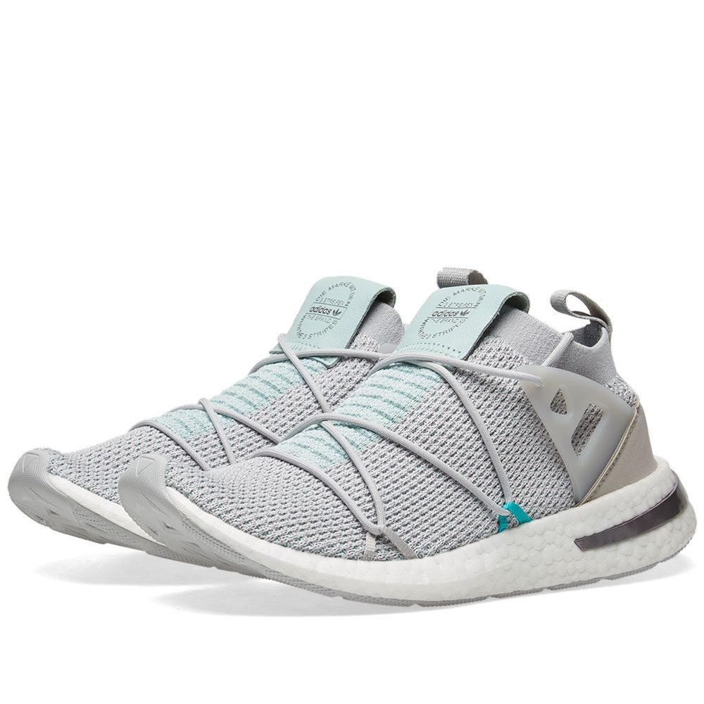 6cdadd328600dc Adidas Arkyn PK W Grey Two   Ash Green