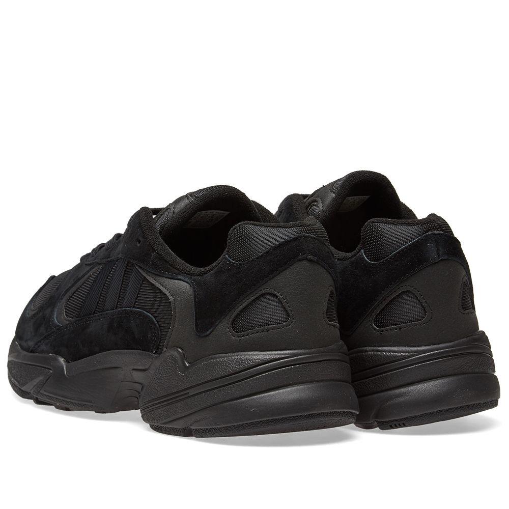 6c16e81fcee4 Adidas Yung 1 Core Black   Carbon