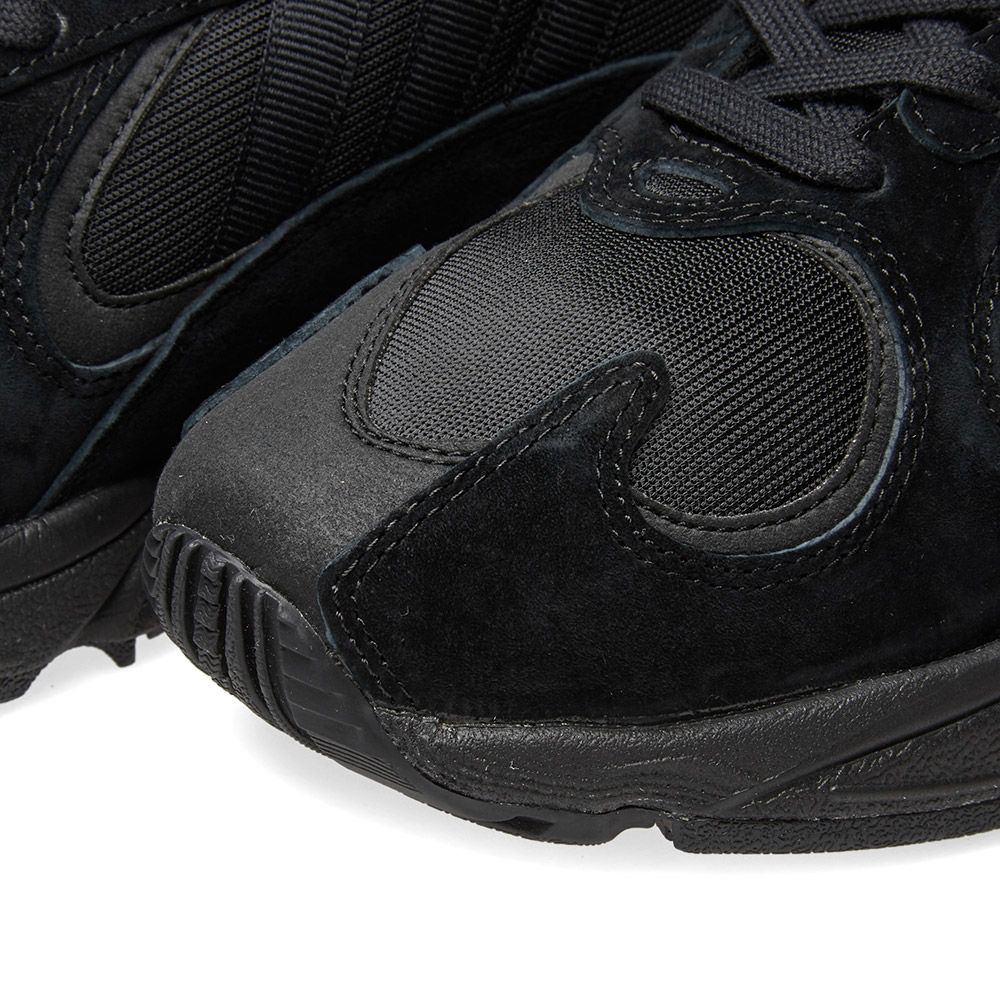save off 45146 d573b Adidas Yung 1 Core Black  Carbon  END.