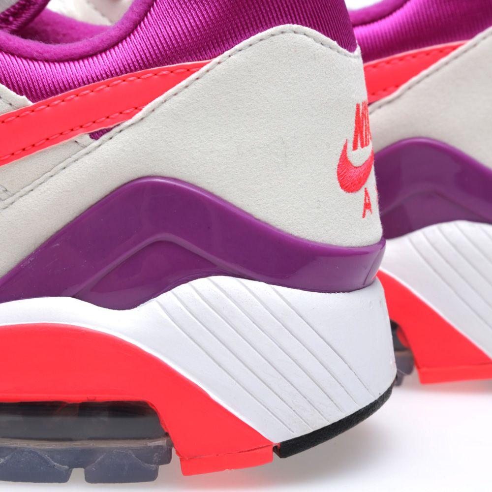 Nike Air Max 180 QS. Summit White   Laser Crimson. £105 £59. Plus Free  Shipping. image 6d4c3c1619