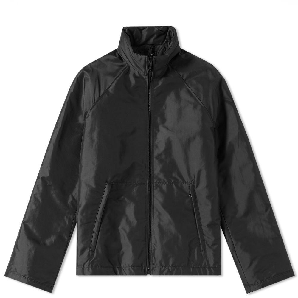 0cbc9cb9679 A.P.C. Fisherman Jacket Black