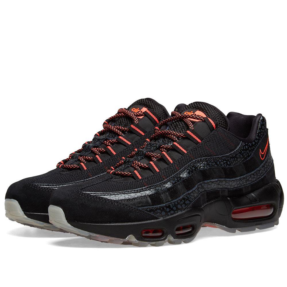 b3d4ab84c62a1 Nike Air Max 95 WE - Greatest Hits Pack Black   Infared