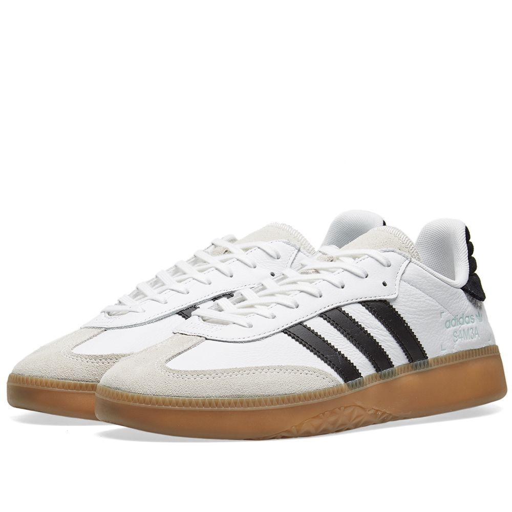 Adidas Samba RM White f7256e44c