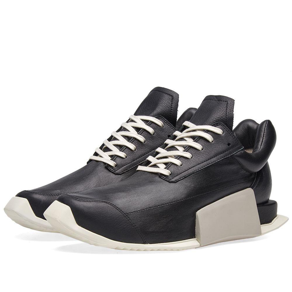 0a368dd28f57 Adidas x Rick Owens Level Runner Boost Black   White