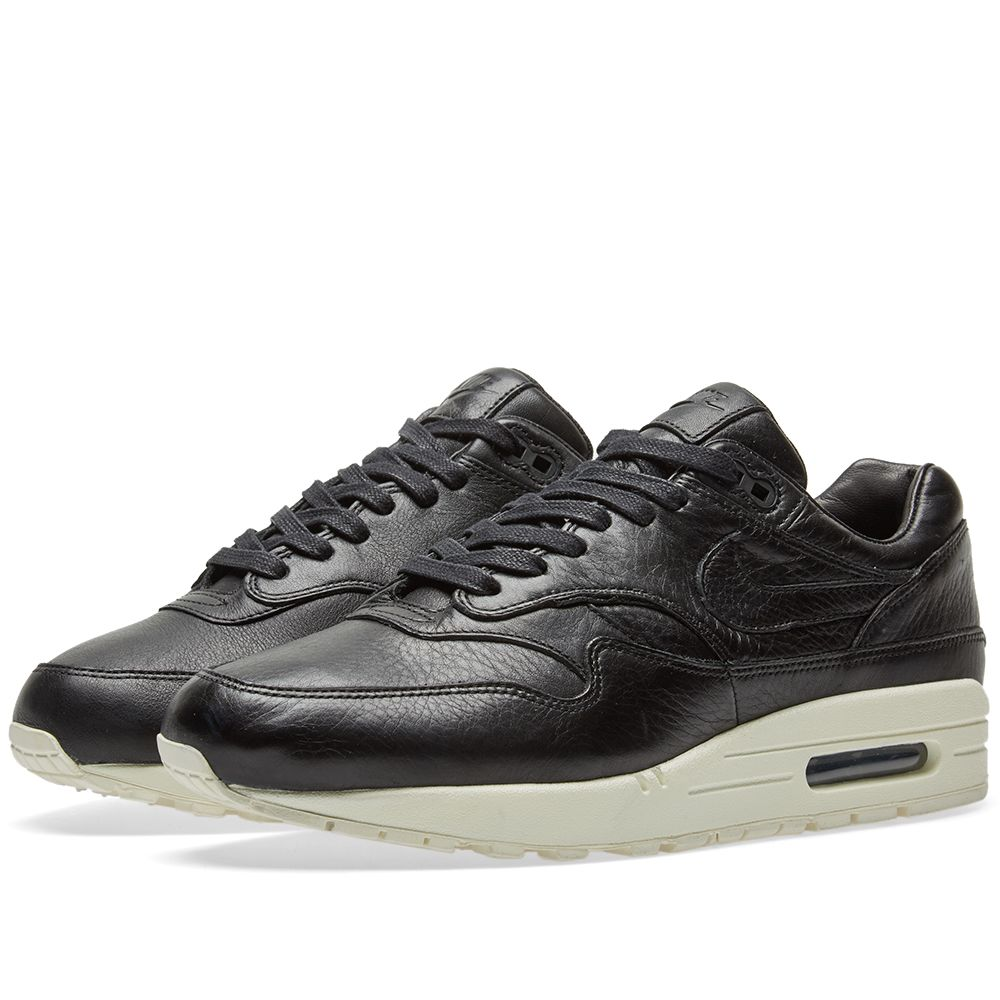 1d48adcb2be3 NikeLab Air Max 1 Pinnacle Black   Sail