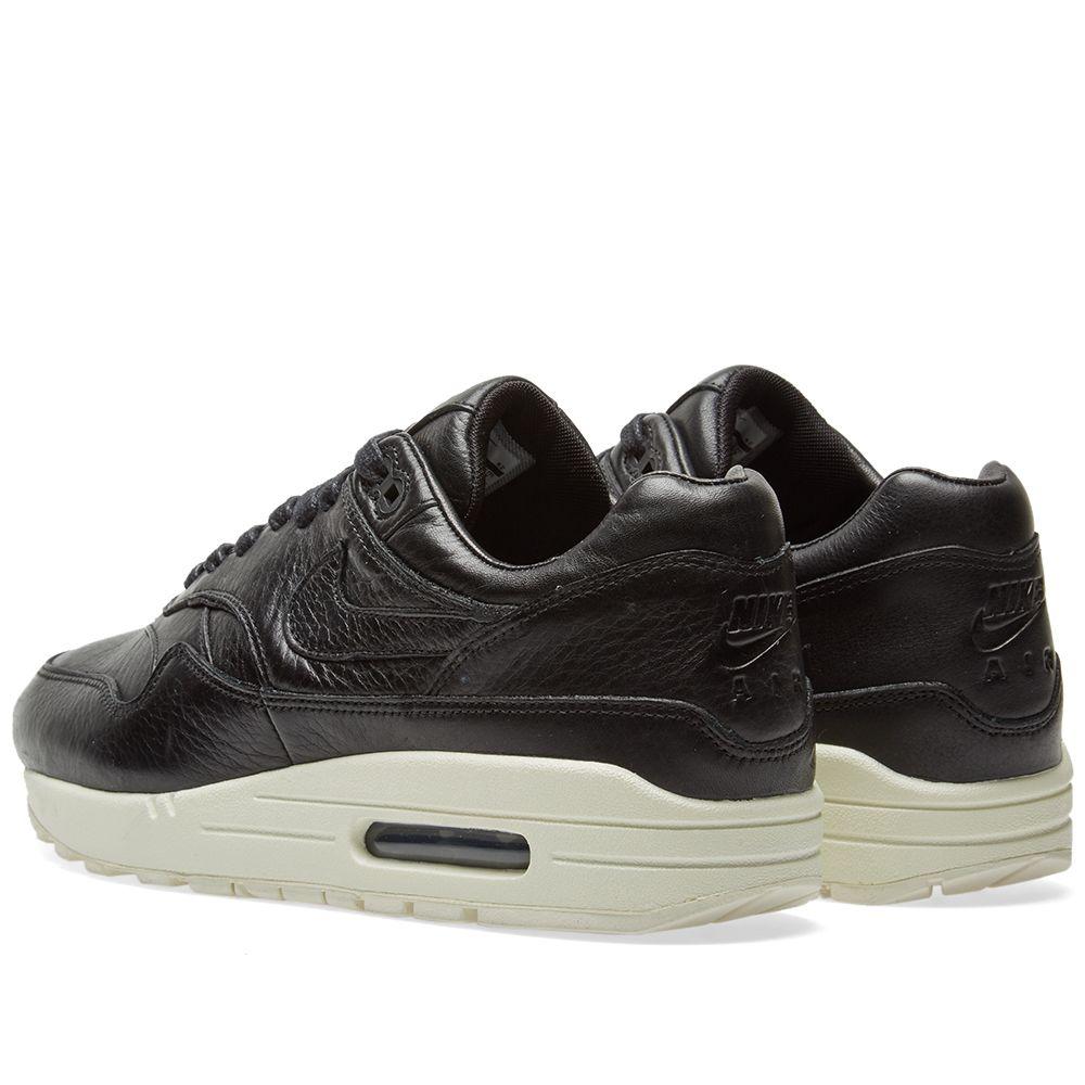 best sneakers 0a9d9 e357f NikeLab Air Max 1 Pinnacle Black  Sail  END.