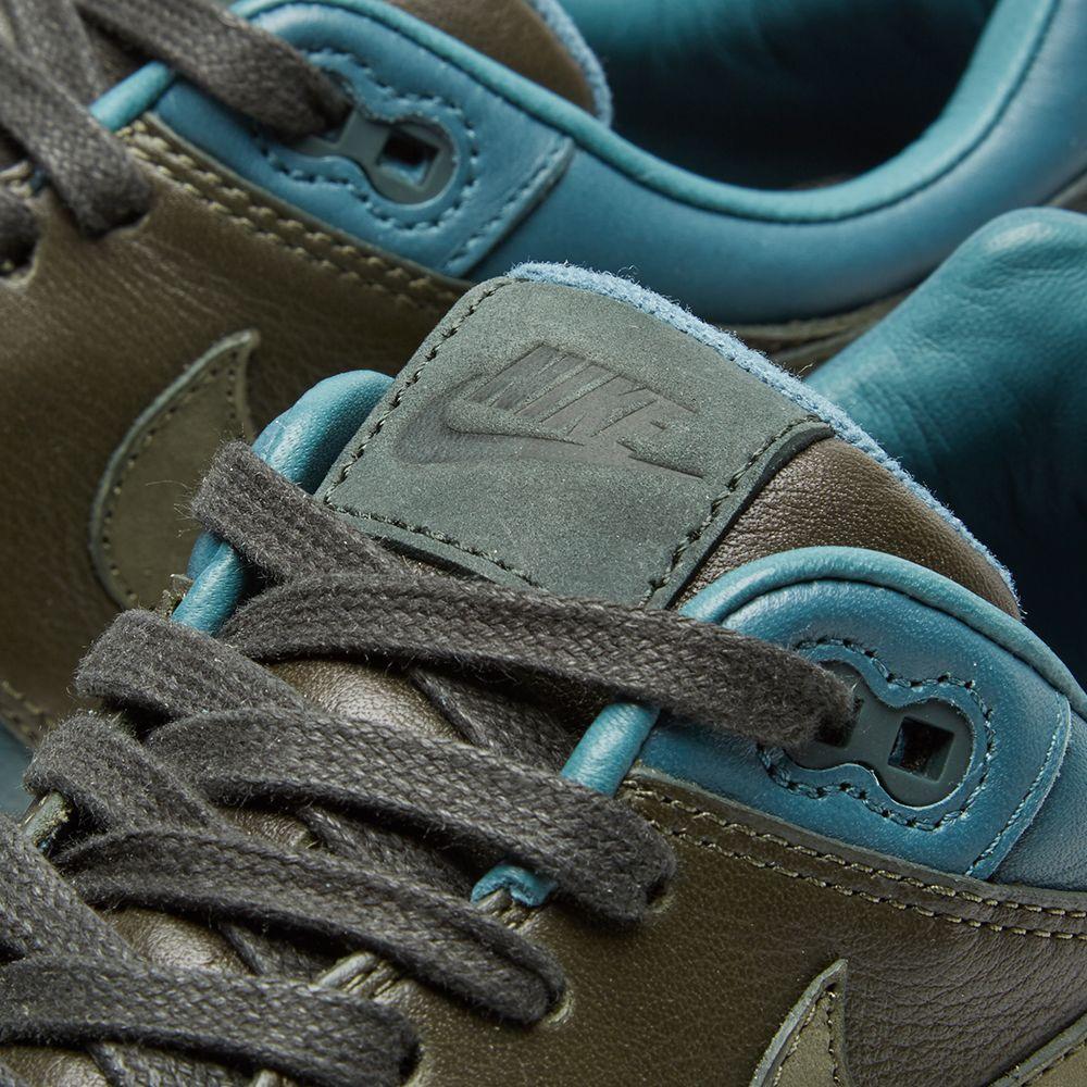 64b046cfe017 NikeLab Air Max 1 Pinnacle. Iced Jade   Cargo Khaki. ¥15