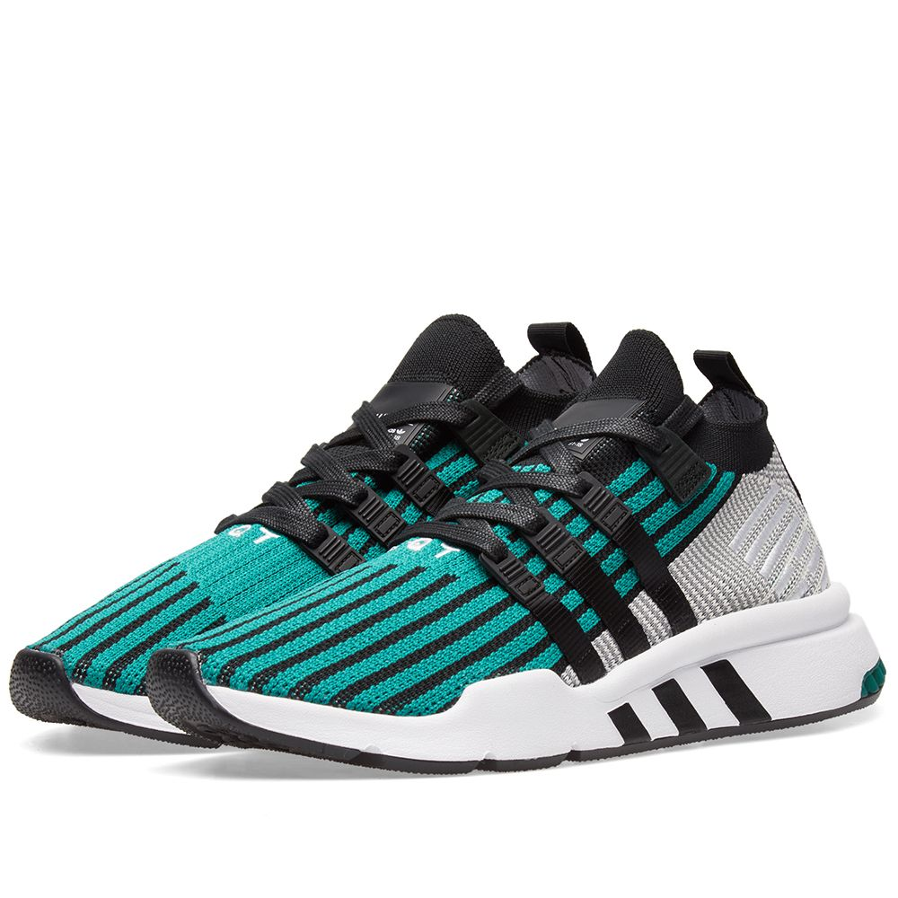 promo code 0b74b e52be Adidas EQT Support Mid ADV PK Black  Green  END.
