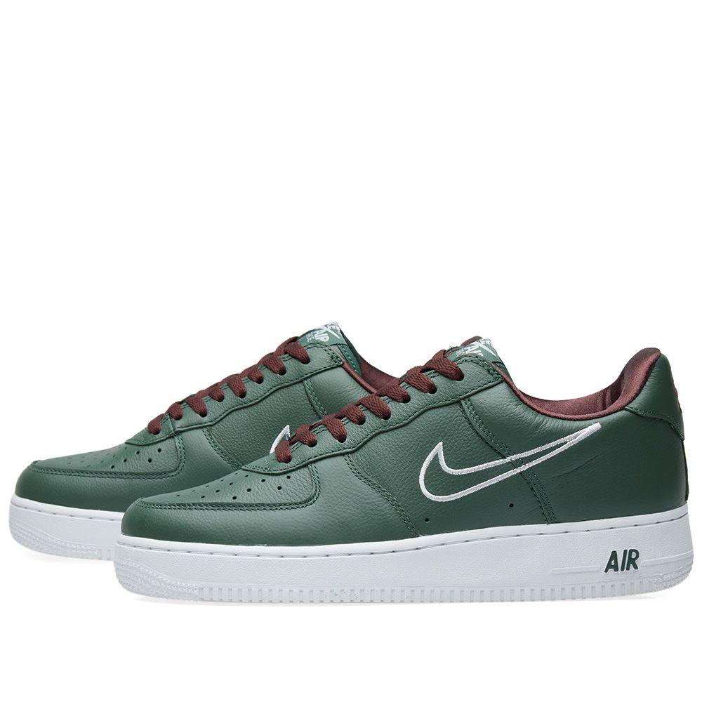 50911e24fa10 Nike Air Force 1  Hong Kong  Deep Forest