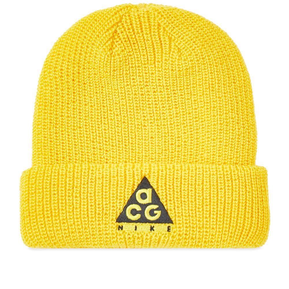 Nike ACG Beanie. Yellow.  29. image 6d2026156d4