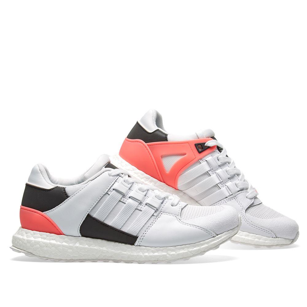 42e0501b0f37 Adidas EQT Support Ultra White   Turbo