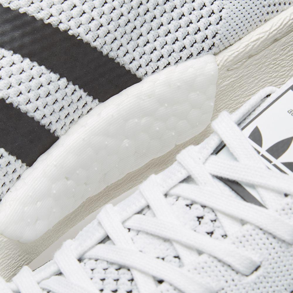 47fa2753f846 Adidas Superstar Boost PK White   Core Black