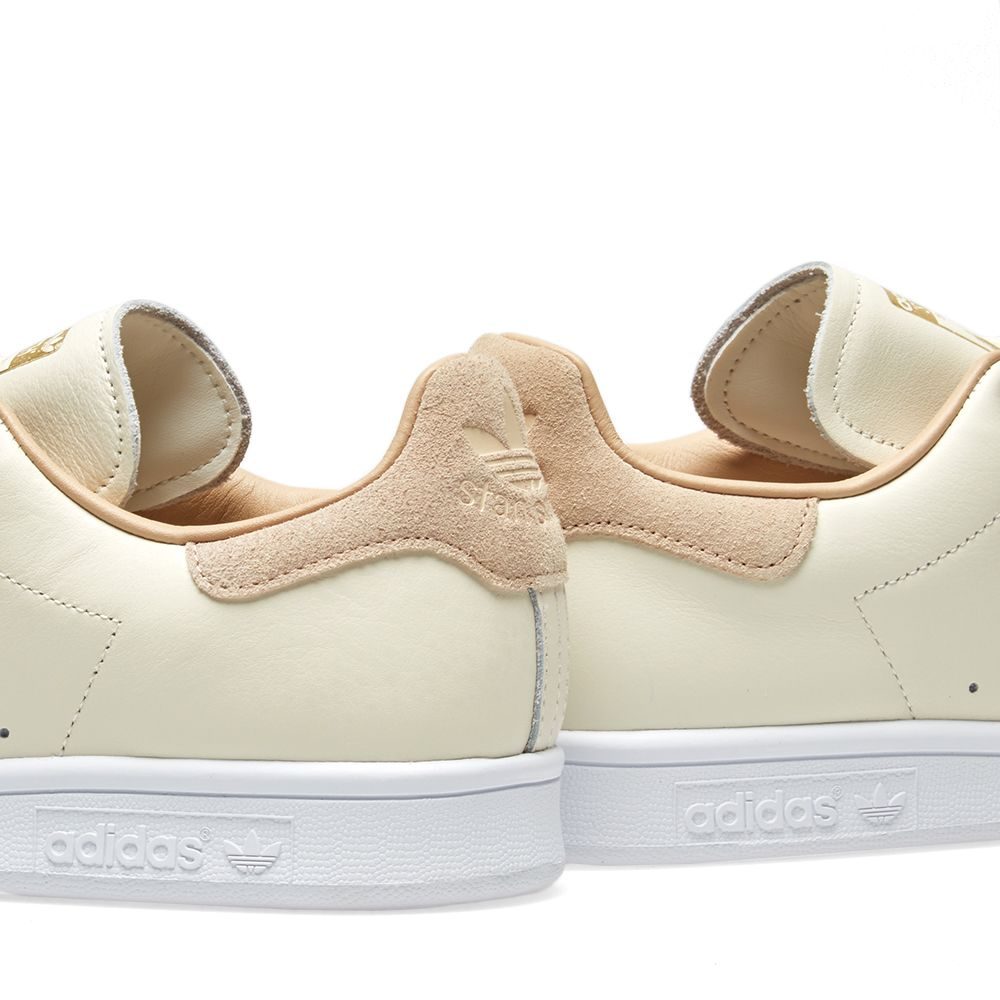 48dbb18a4122 Adidas Women s Stan Smith W Off White   Pale Nude