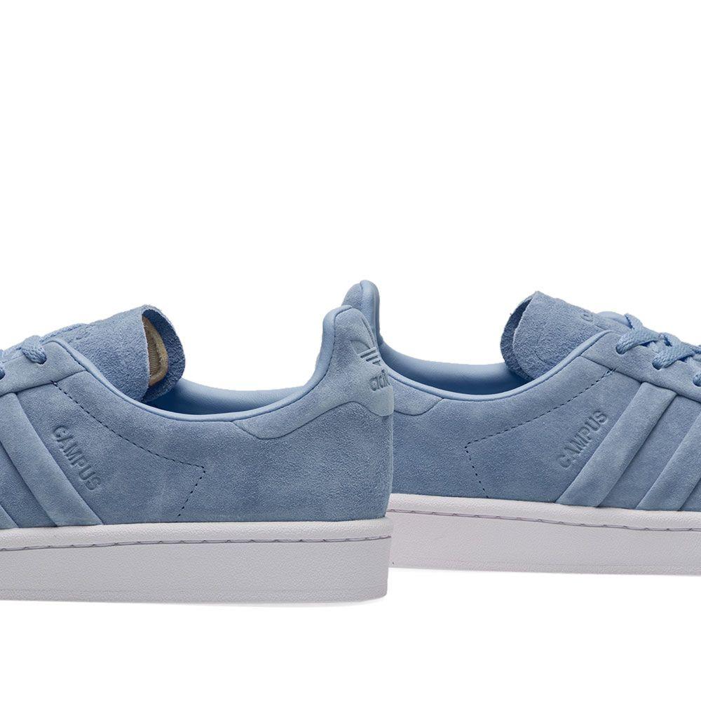 size 40 df155 82646 Adidas Campus Stitch  Turn. Raw Grey  White