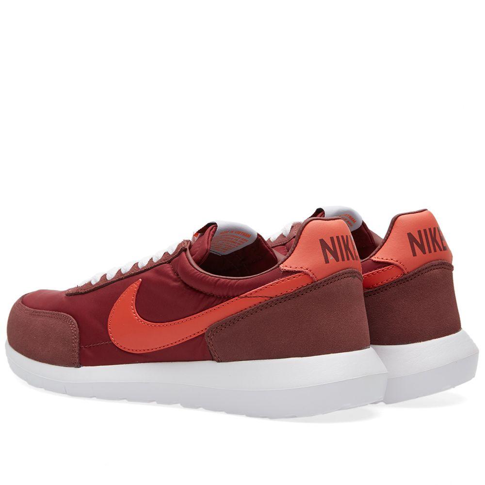 afdbdb9e2bda Nike Roshe Daybreak NM Red Earth   Safety Orange