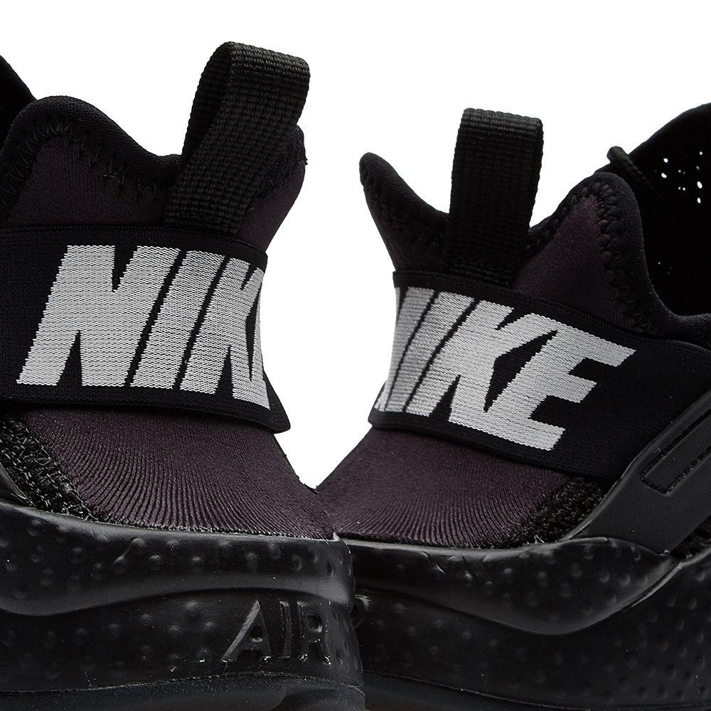 b0219a526d39 Nike W Air Huarache Run Ultra BR Black