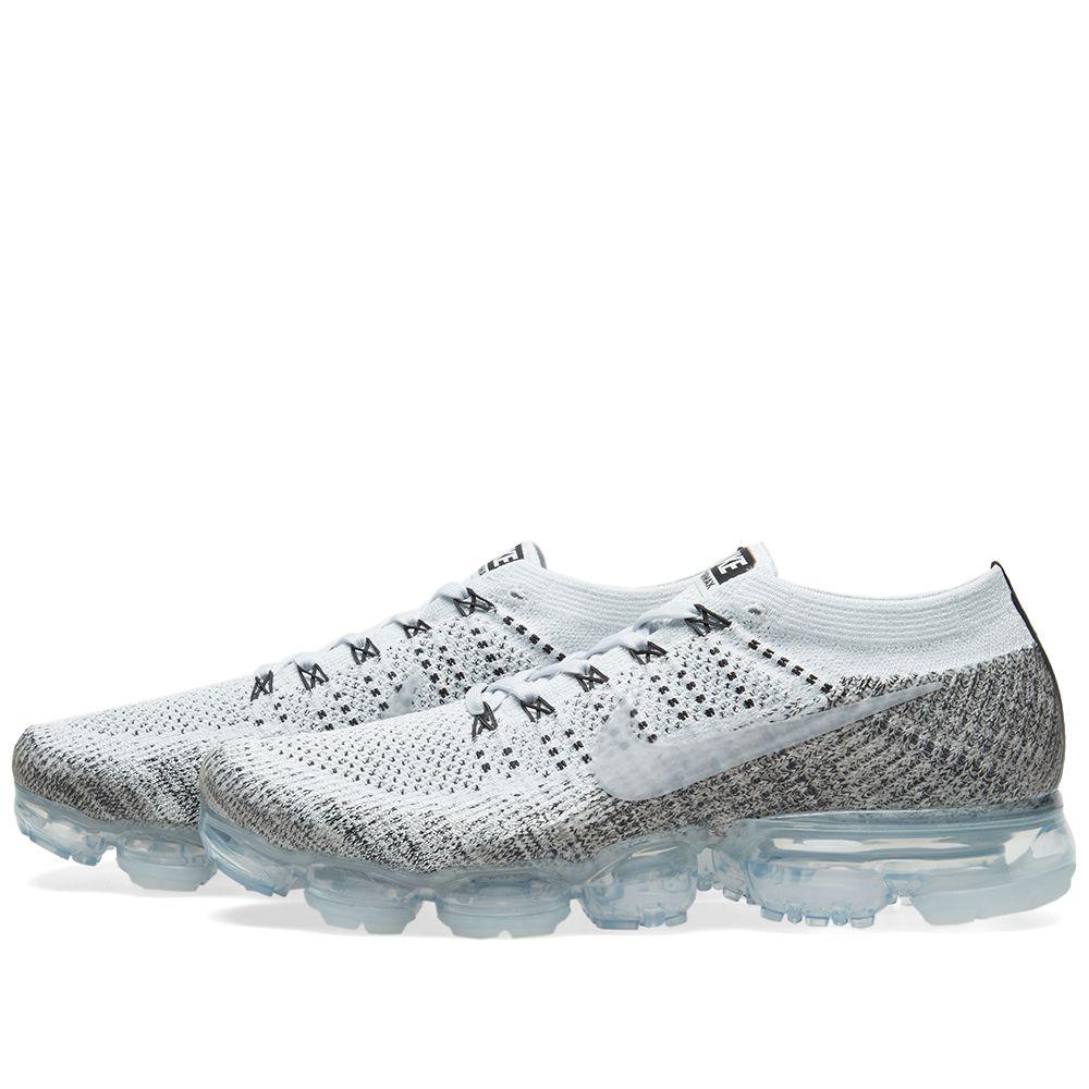 34db407864b NikeLab Air Vapormax Flyknit Pale Grey