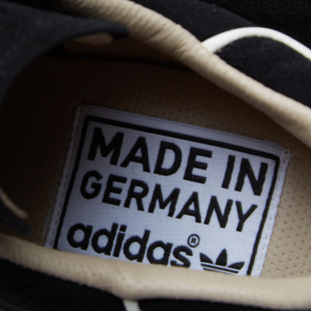 1c67f3fbae5a Adidas Stan Smith Made in Germany Black   Cream White
