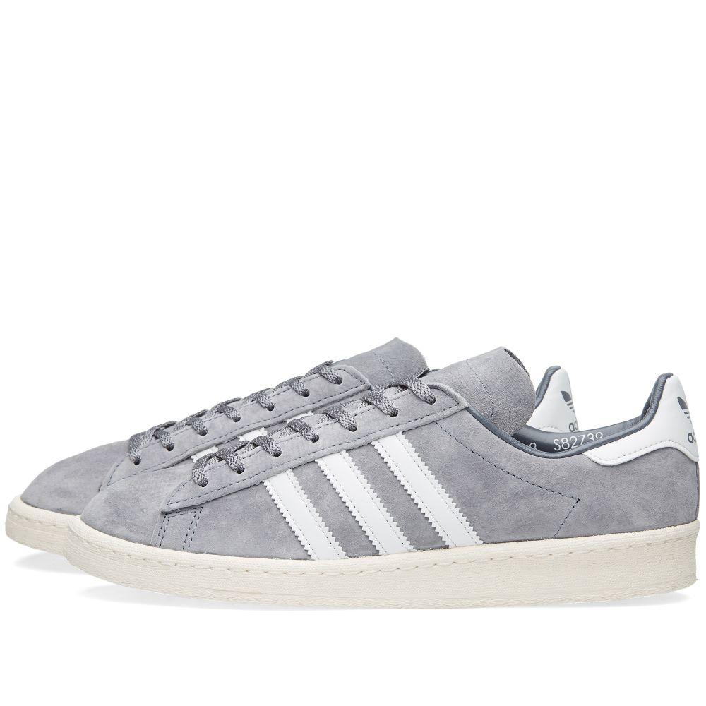 Adidas Campus 80s Vintage Japan Grey   Off White  fc261bce1