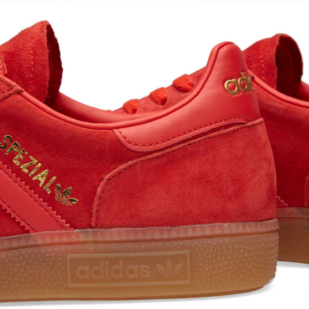 big sale 11280 38e5c Adidas Spezial. Red  Gum