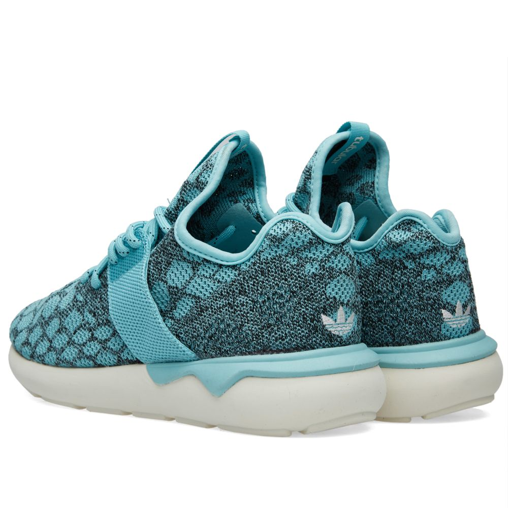 official photos 9f0d8 2629a Adidas Tubular Runner Prime Knit. Blue Spirit  Core Black