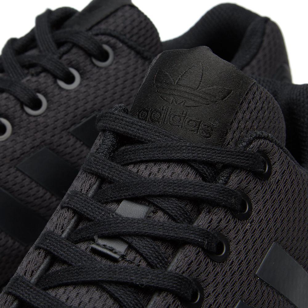 Adidas ZX Flux. Core Black   Dark Grey. DKK609 DKK395. image 74abbf0ce663