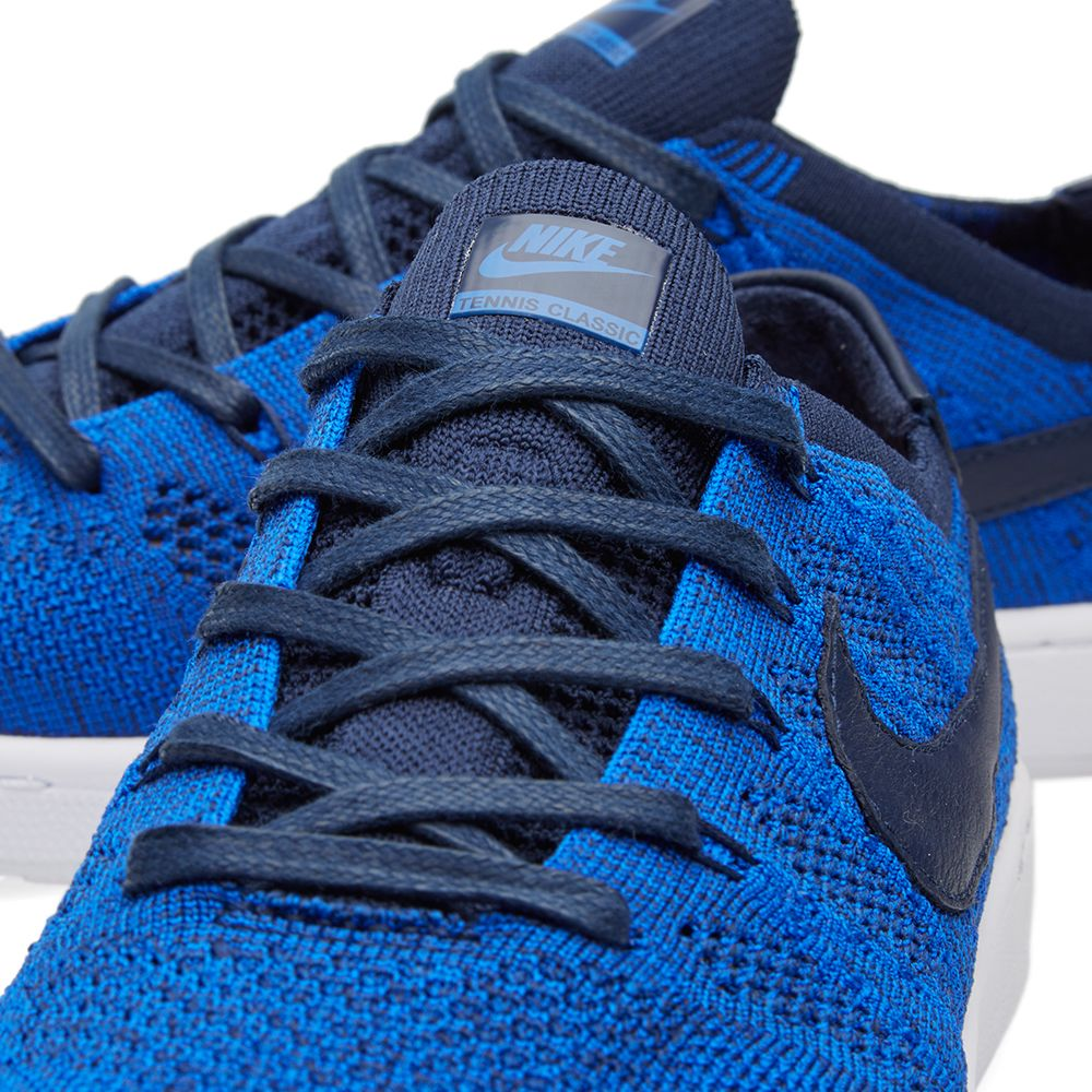 online store 10c17 b4e95 Nike Tennis Classic Ultra Flyknit College Navy   Racer Blue   END.