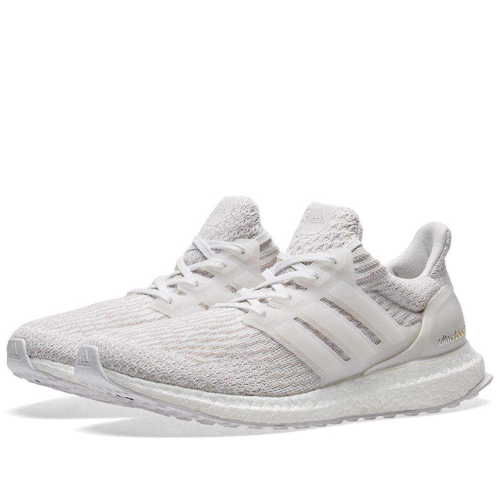 9ccaaad14275 Adidas Ultra Boost 3.0 W. White   Pearl Grey.  199. image