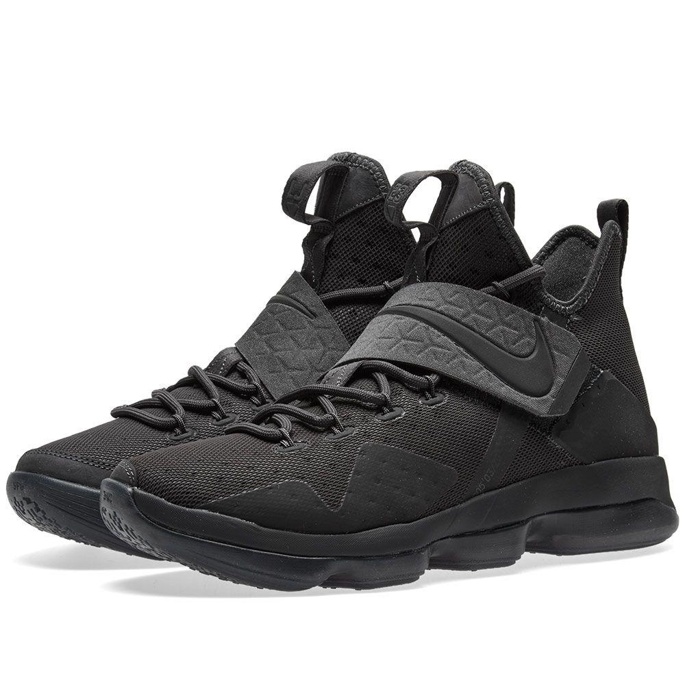 Nike LeBron XIV Limited Anthracite  aae8f279447c