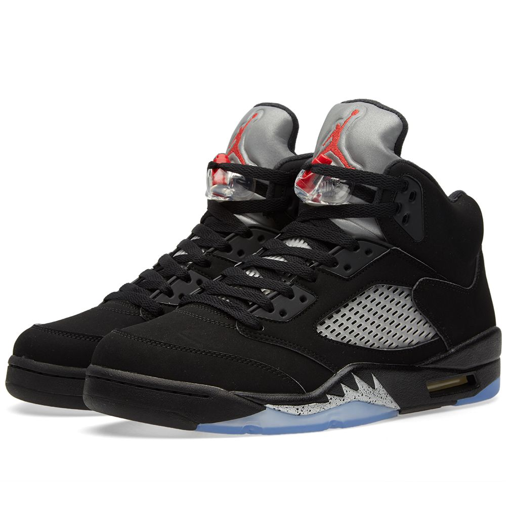 785a06b719 Nike Air Jordan 5 Retro OG Black