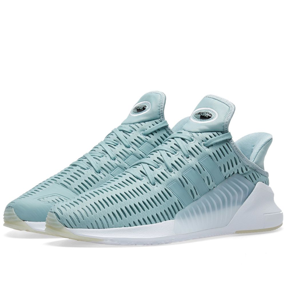 new concept fa888 e38fb Adidas Climacool 0217 W Tactile Green  White  END.