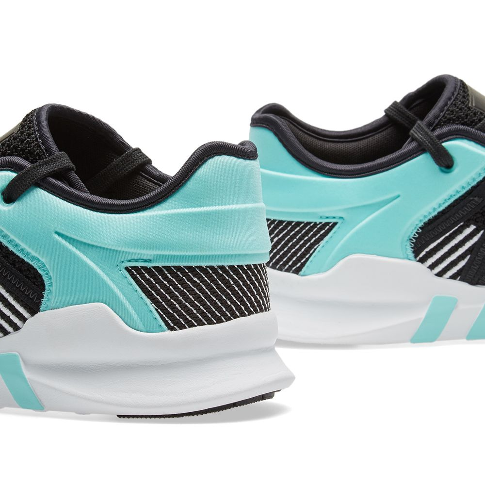 on sale 009f5 bf494 Adidas EQT Racing ADV W. Core Black  Energy Aqua