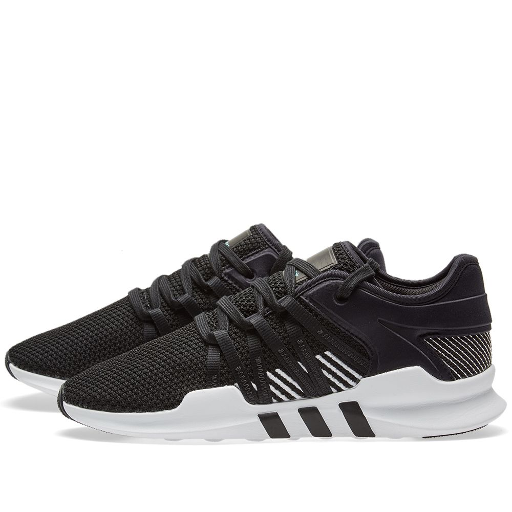 2b03d98849fd Adidas EQT Racing ADV W Core Black   White