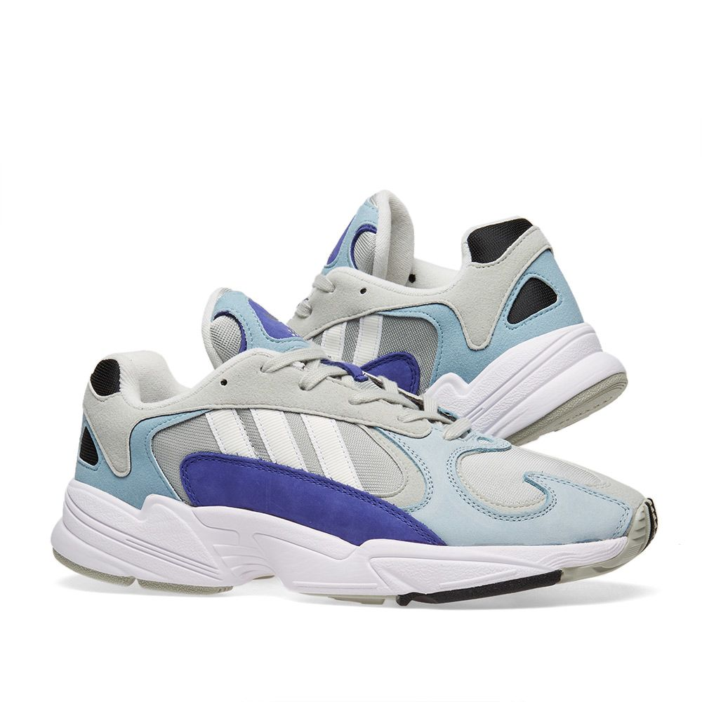 e4a13e41a70 Adidas x END. Yung 1  Atmosphere  Ash Silver