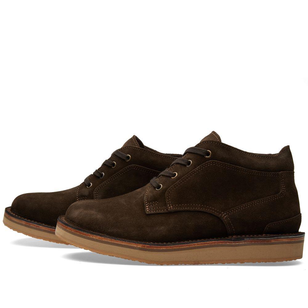 3a148b4e598 McKinlays Sherwood Boot Dark Brown Suede